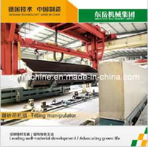 50000m3-300000m3 Sand AAC Production Line|AAC Block & Panels|AAC Concrete Cutting Machine Dongyue pictures & photos