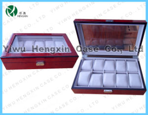 Watch Box Delicate Strorage Box (Hx-Wb022) pictures & photos