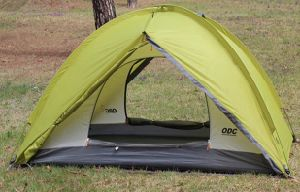 2 Person Double Skin Camping Tent with Aluminum Pole (MW4023) pictures & photos