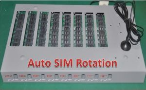 Analog GSM Channel Bank/CDMA SIM Box with Auto Imei Change&SIM Rotation (ETROSS-8888G) pictures & photos