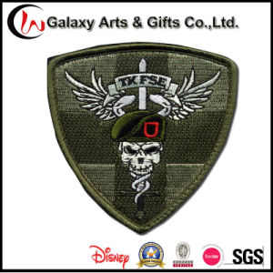 Merrow 3D Polyester Us Army Special Forces Arm Patches pictures & photos