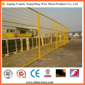 Welded Contruction Temporary Fence with PVC Painting pictures & photos