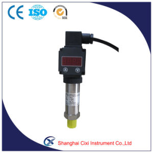 Water Pipe Pressure Sensor pictures & photos