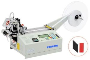 Automatic Tape Cutter (bevel and straight) pictures & photos