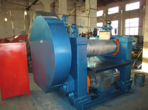 Two Roll Mixing Mill with Compact pictures & photos