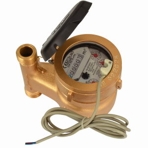 Multi Jet Vane Wheel Iron Water Meter (MJ-LFC-F1-2) pictures & photos