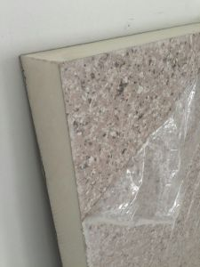 Insulation Fabric Board Finish pictures & photos