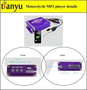 Motorcycle MP3 Audio with Waterproof Function 938 pictures & photos
