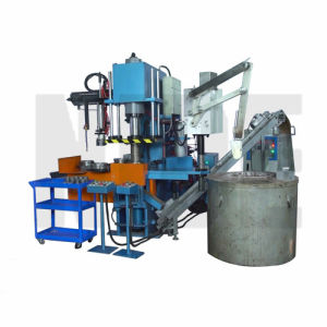 High Automation and Efficiency Rotor Die Casting Machine pictures & photos