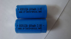 Rcr123A Lithium Ion Batteries for Sale