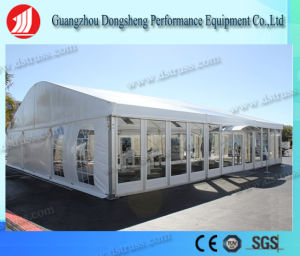 Luxury Clear Party Event Tent with Flooring and Interior Decorations pictures & photos