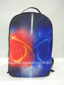3D Nylon Leisure Backback for Teenager, Traveling Bags pictures & photos