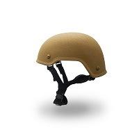 Mich 2001 Kevlar PE Nij III Ballistic Helmet