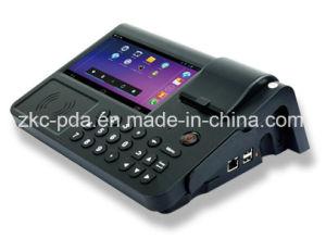 Cash Register POS Barcode Scanner Build-in-Printer for Restaurant pictures & photos