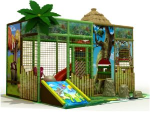 Kaiqi Assured Safety Customized Indoor Playground for Commercial Use pictures & photos