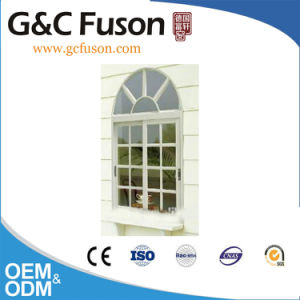 European Style Aluminum Casement Wndow with Grill Decoration pictures & photos