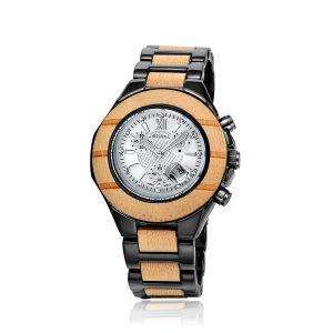 Fashion Wrist Watch Wooden Watch Men′ Women′s Quartz Watch pictures & photos
