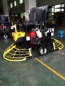 High Qualtiy Lower Price Powerful Double Hydraulic Concrete Ride on Power Trowel pictures & photos