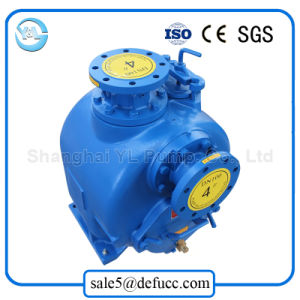 4 Inch Diesel Engine Driven Self Priming Sewage Pump pictures & photos
