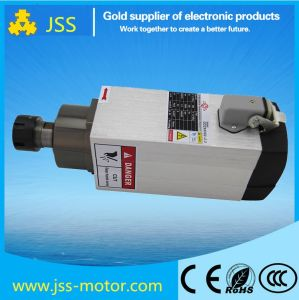 High Quality 3.5kw Air Cooled Spindle Motor in Changzhou pictures & photos