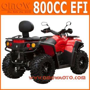 EEC EPA 800cc 4X4 Four Wheeler ATV pictures & photos