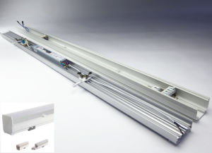 130lm/W 1200mm 40W 5200lm LED Linear Lights Connectable PF. 0.9 3 Years Warranty pictures & photos