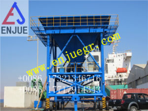 Eco-Hopper 50 Cbm Mobile Hopper Industry Cement Dust Proof Hopper for Port pictures & photos