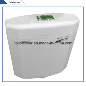 Plastic Pressure Water Tank Wall Mounted Dual Flush pictures & photos