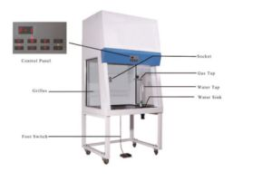 Fume Hood for School Laboratory Chemical Laminar Air Flow pictures & photos