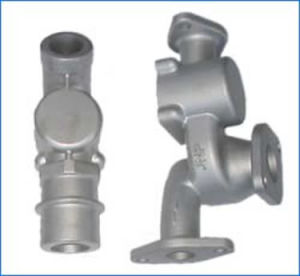 Precision Casting Stainless Steel Machine Machinery Pipe Fitting Joint Body Parts pictures & photos