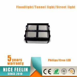 Tunnel Lighting 600W CREE LED Floodlight with Ce RoHS Approved pictures & photos