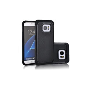Samsung Galaxy S7 Edge Dual Layer Protective Cover (Hard Plastic with Soft Silicone) pictures & photos
