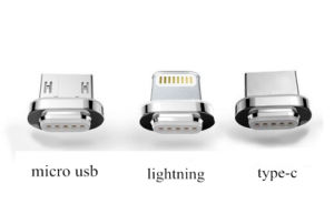 Phone Charging Data Transfer Power Lightning USB Type-C Cable for Mobile Phone pictures & photos