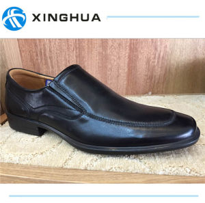 Goodyear Welt Construction Office Shoes for Men pictures & photos