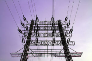 Steel Substation Structure Framework for Power  pictures & photos