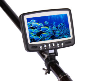 HD 1000 TVL 4.3′′ Digital LCD Screen Underwater Fishing Camera Ice Fishing Camera CR110-7HB with DVR with 15-30m Strong Cable pictures & photos