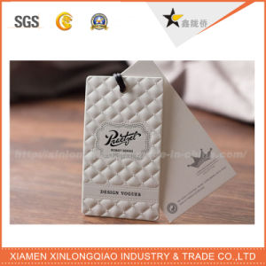 China Specialized Custom High Quality Hang Tag for Garments pictures & photos