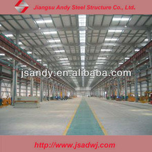Design and Manufacture Long Span Steel Structure Workshop/Warehouse Roof pictures & photos