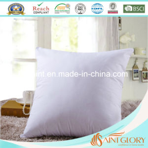 Luxury Hotel Feather Down Cushion Insert pictures & photos