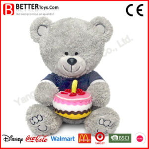 Birthday Gift Soft Teddy Bear Plush Animal Toy Stuffed Bear for Baby Kids pictures & photos