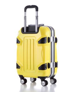 Good Quality New Design Aluminum Frame Travel Luggage (XHAF007) pictures & photos
