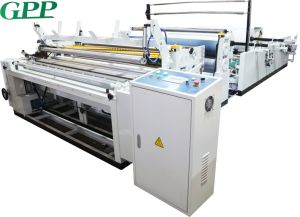 Full Automatic High Speed Toilet Paper Making Machine pictures & photos