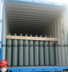ISO9809-3 150 Bar Industrial Steel Cylinder with 99.9% Helium Gas pictures & photos