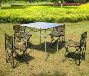 Folding, Aluminum, Fishing, Camping Table pictures & photos