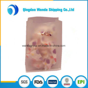 Customized HDPE Color Royal Glossy Merchandise Die Cut Bag pictures & photos
