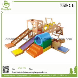European Standard Eco-Friendly Indoor Kids Soft Foam Play Area for Sale pictures & photos