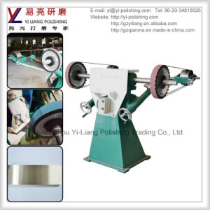 2 Station Metal Sanding Belt Surface Grinding Machine Yl-Pm-013-01 pictures & photos