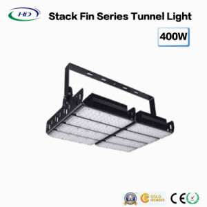 LED Tunnel Flood Light 400W Stack Fin Series with Ce&RoHS pictures & photos