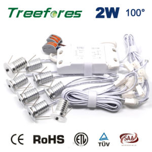 2W Mini COB LED Spotlight with Ce RoHS Transformer pictures & photos