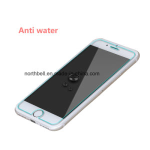 White Full Cover 3D Curved Screen Protector for Samsung S7 Edge pictures & photos